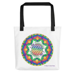 I Am CONNECTED Tote Bag