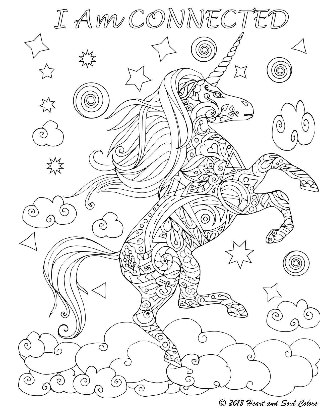 Tap into the buffalo for purpose, the unicorn for connection to universal energy, the dragon for power, the elephant for focus, the eagle for inspiration, the crane for abundance, the hawk for intuition, and the badger for determination.  As you color in your special PURPOSE kit of animals, visualize every stroke and choice as a root connecting you to Mother Earth and white light and source energy.