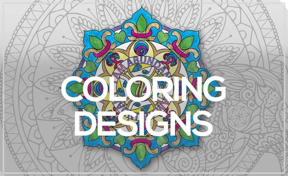Coloring Designs